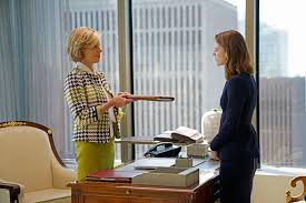 Michelle Leslie Interior Design The Good Fight Recap Real Life Politics Give The Show Purpose