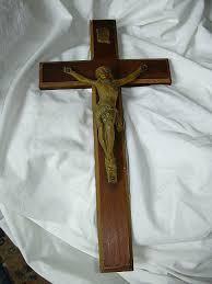 catholic wall crucifix wall crucifix wood plaster personal catholic devotion from