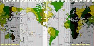 utc zone map zones utc gmt 6 central standard