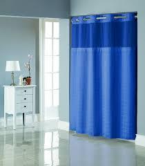 Fabric Stall Shower Curtain Bathroom Stall Shower Curtain For Bathroom Decorating Ideas With