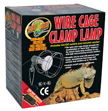 Zoo Med Light Fixture by Wire Cage Clamp Lamp Zoo Med Europe