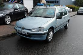 perso car used peugeot 106 cars for sale motors co uk