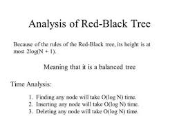 data structures balanced trees 1csci outline balanced search