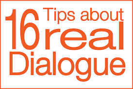16 observations about real dialogue the write practice