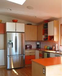 Modern Kitchen Cabinets Seattle Mid Century Modern Kitchen Cabinets By Kerf Design Seattle Wa