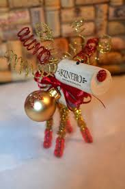 155 best wine cork reindeer images on pinterest wine corks