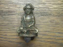 d117 0114 buddha door knocker antique door knockers