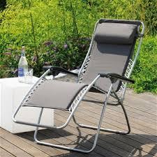 2 x portable folding reclining chair outdoor pool sun lounge