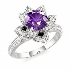 Purple Wedding Rings by 255 Best Just Because I Like Them Images On Pinterest Purple