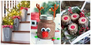 christmas table favors to make crafts to make at home