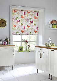 kitchen window blinds belgian heavyweight textured linen flat