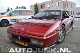slammed ferrari testarossa vwvortex com 1982 ferrari mondial coupe 3500