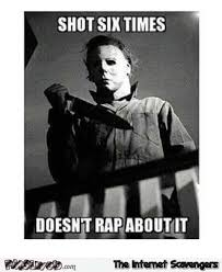 Jason Voorhees Memes - jason voorhees was shot six times funny meme pmslweb