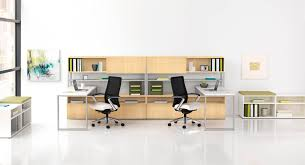 Office Desking Voi Desking Now Comes In Veneer Learn More At Our Office