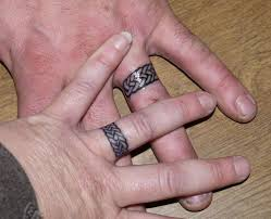 Wedding Ring Finger by 47 Best Tattooed Wedding Bands Designs Images On Pinterest Ring