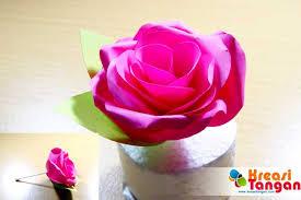 membuat hiasan bunga dari kertas lipat my favorites macam macam kerajinan tangan dari kertas