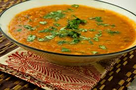 moroccan lentil soup spoon with me