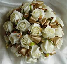 wedding flowers ebay wedding flowers table posy roses diamante all colours flower