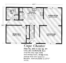 cape cod blueprints superior builders homes from gary s homes everett pennsylvania