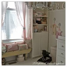 White Shabby Chic Bookcase by 2perfection Decor Shabby Chic Nursery Reveal