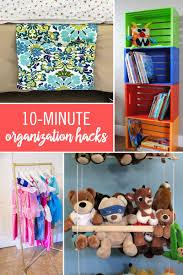 organizatoin hacks 10 minute organization hacks for your kid u0027s room 6abc com