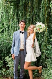 civil wedding dress is this the most chic civil wedding