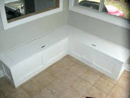 Bathroom Bench Seat Storage New Kitchen Bench Seat With Storage Intended For Ideas 13