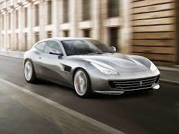 newest ferrari gtc4lusso t the first four seater gt car with v8 engine
