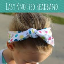 knotted headband easy diy knotted headband