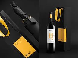 gift packaging for wine bottles mozaika gift box the dieline packaging branding design