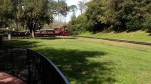 walt disney world railroad february 2015 youtube