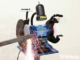 eastwood u0027s 3 4 hp 8 inch grinder tool of the month truckin
