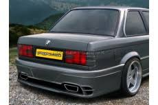 Bmw E30 Rear Valance Bmw E30 3 Series Greggson Custom Car Parts Online Shop Uk