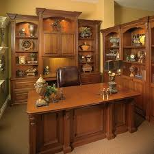 Custom Desks For Home Office Custom Made Executive Desk With Wall Unit Transitional Home