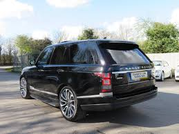 land rover voque used 2015 land rover range rover sdv8 vogue se autobiography