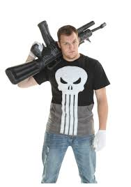 costume punisher t shirt halloween costume ideas 2016