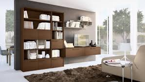 Bookshelves And Cabinets by Modern Living Room Wall Units With Storage Inspiration