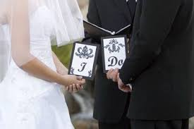 wedding vow cards adding personal touches to your wedding day weddings by the color