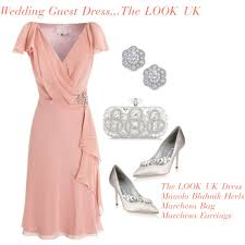 wedding dresses for guests uk wedding guest dress the look uk polyvore
