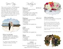 photography packages deeply rooted photography wedding packages