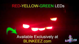 Light Up Gloves Black Flashing Led Light Up Gloves With Flashing Red Yellow