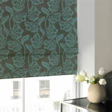 Patterned Roman Blinds Roman Blinds Harmony Blinds Of Bolton And Chorley