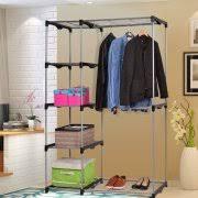 Closet Hanger Organizers - closet rods u0026 supports