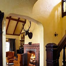 Old Home Interiors Old World Style For A Tudor Revival House Traditional Home