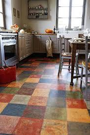 lino mural cuisine lino pour cuisine revetement sol cuisine lino contemporaine linoleum