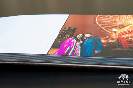 wedding guest book photo album indian wedding albums guest books biyani wedding photography