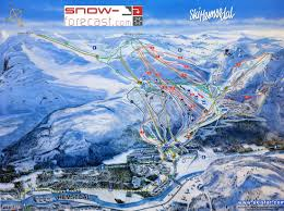 Map Of Colorado Ski Resorts by Hemsedal Ski Resort Guide Location Map U0026 Hemsedal Ski Holiday
