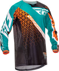 fly womens motocross gear fly racing 2016 kinetic trifecta mx atv bmx jersey men youth all