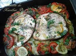 cuisine du poisson thon au four aux legumes amour de cuisine
