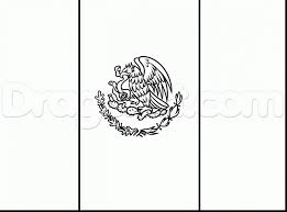 Mexixan Flag 30 Mexico Flag Coloring Pages Download Coloring Pages Mexican